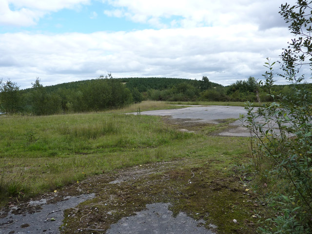 Bevercotes Colliery site
