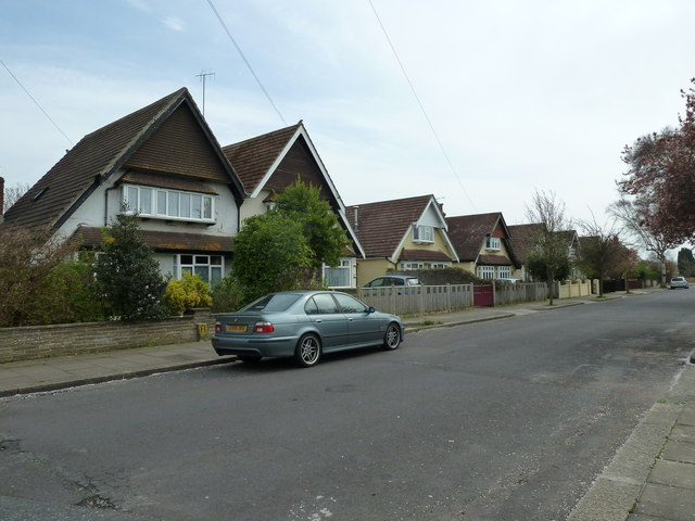 Houses in Nutbourne Road