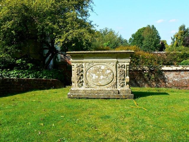 Tomb, Church of All Saints, West Lavington