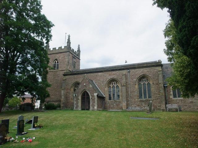 Church of St Helen, Sharnford