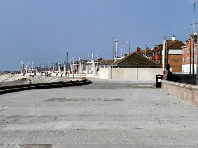 Promenade, Cleveleys