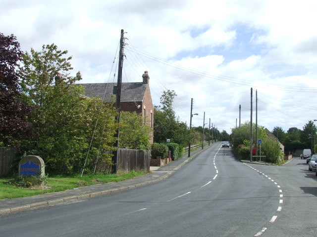 Station Road, Leamside
