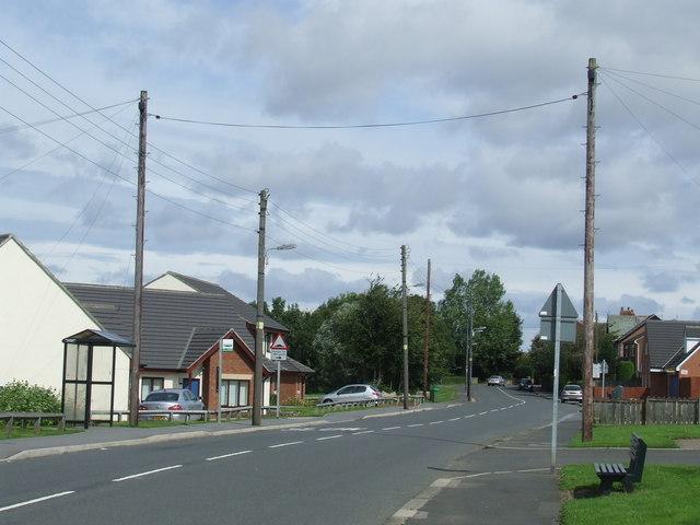 School Avenue, West Rainton