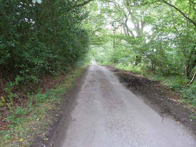 Lambourne Lane west to Milland Road