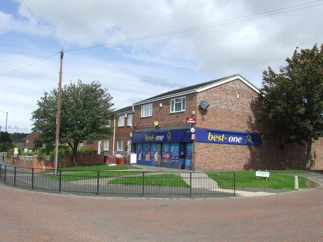 Local shop, Houghton-le-Spring