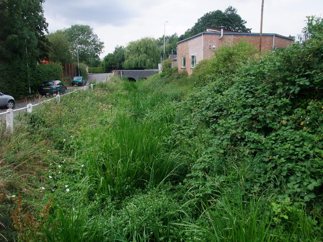 The Soar in Sharnford - a river or a brook?