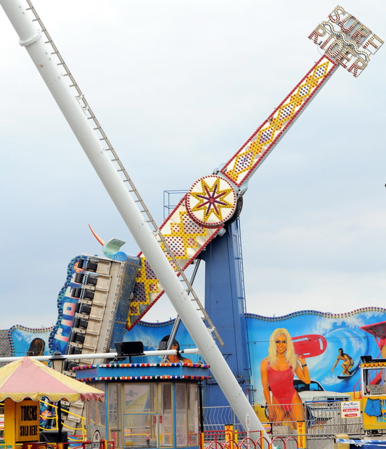 Major Funfair Accident