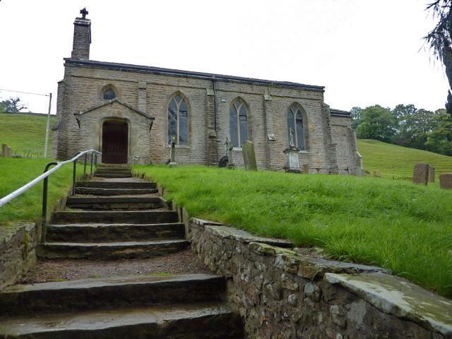 Holy Trinity Church, Feetham
