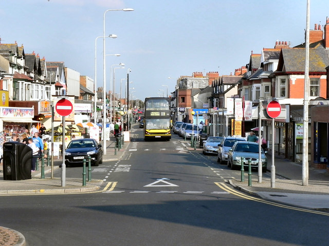 Victoria Road West, Cleveleys