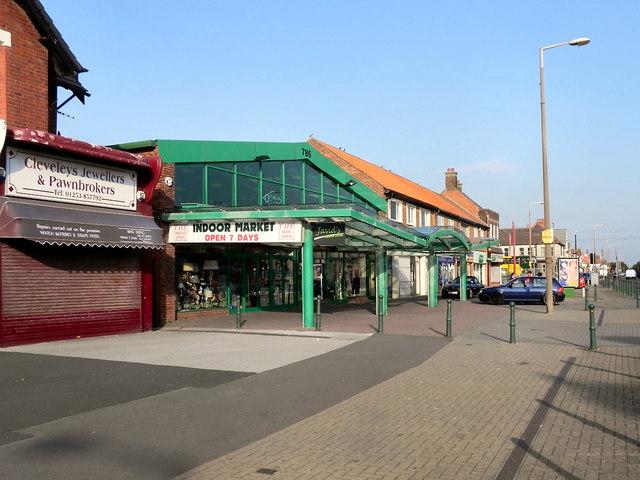 Cleveleys Market Hall