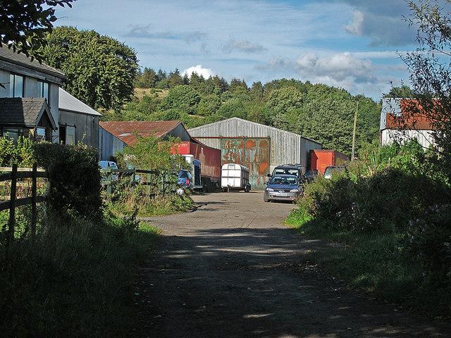 Hough Farm, Hough Lane