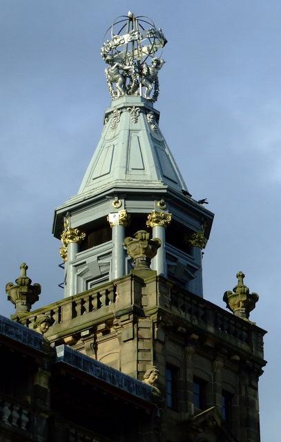 Cupola on Princess Street