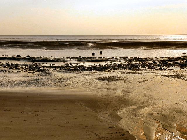 Tidal Pool, Cleveleys Beach