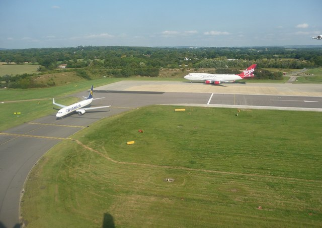 West Sussex : Gatwick Airport
