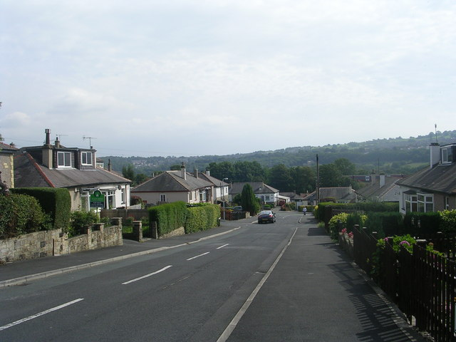 Thornmead Road - St Aidan's Road