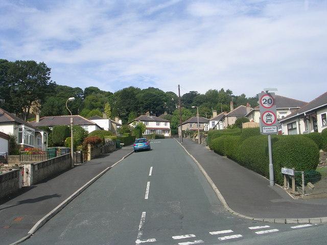 St Aidan's Road - Woodcot Avenue
