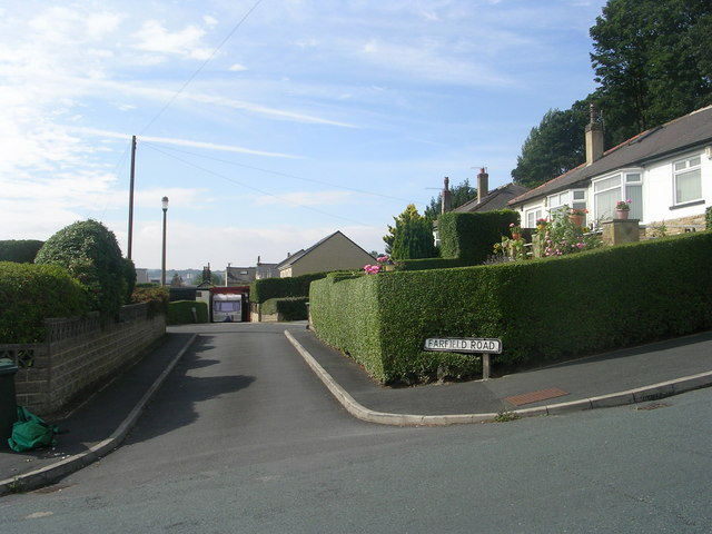 Farfield Road - St Aidan's Road