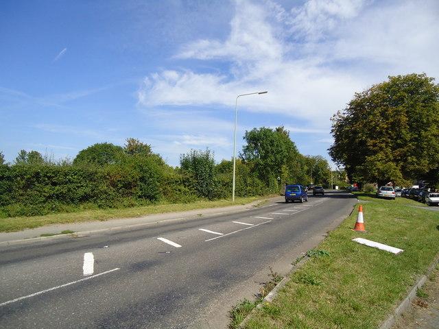 Guildford Road, Effingham