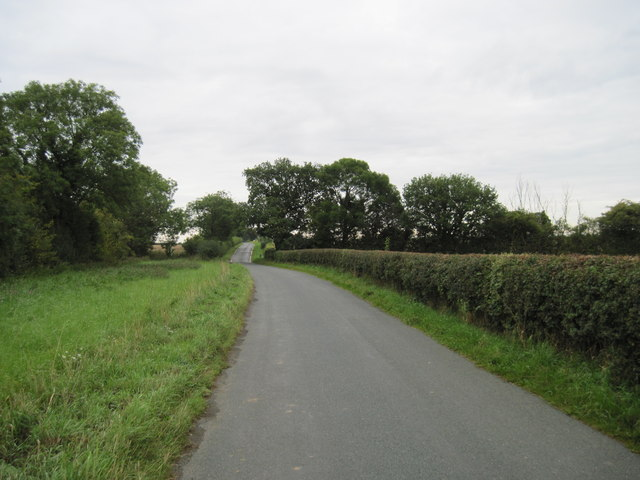 Roman  Road  towards  Copmanthorpe