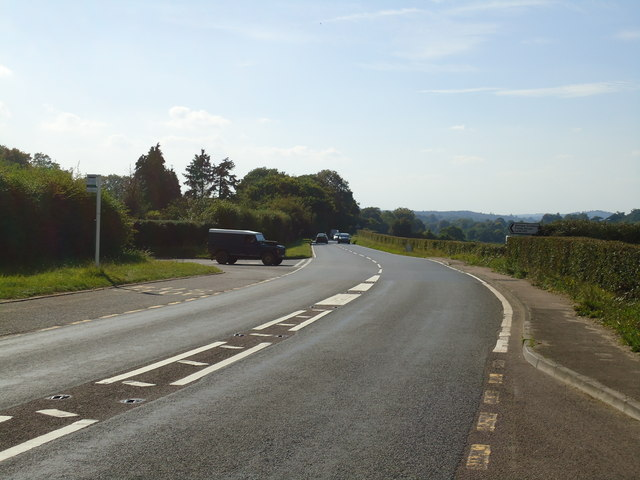 Guildford Road, near Wotton