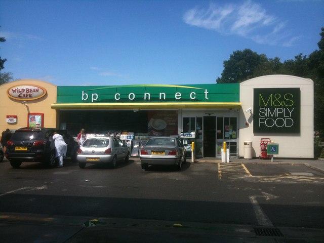 BP Connect, Mytchett