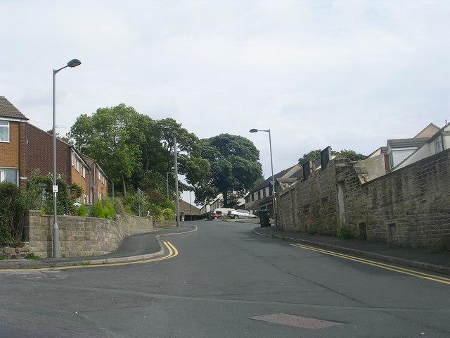 Cliffe Lane South - Cliffe Lane