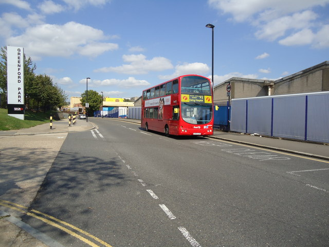 Oldfield Lane, Greenford