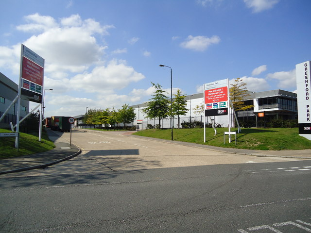Greenford Park industrial estate