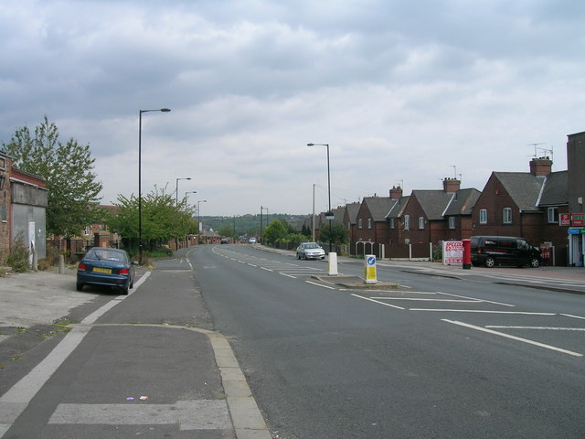 Doncaster Road, Rotherham