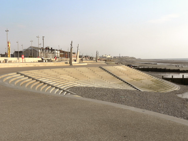 Cleveleys, Promenade and Sea Wall