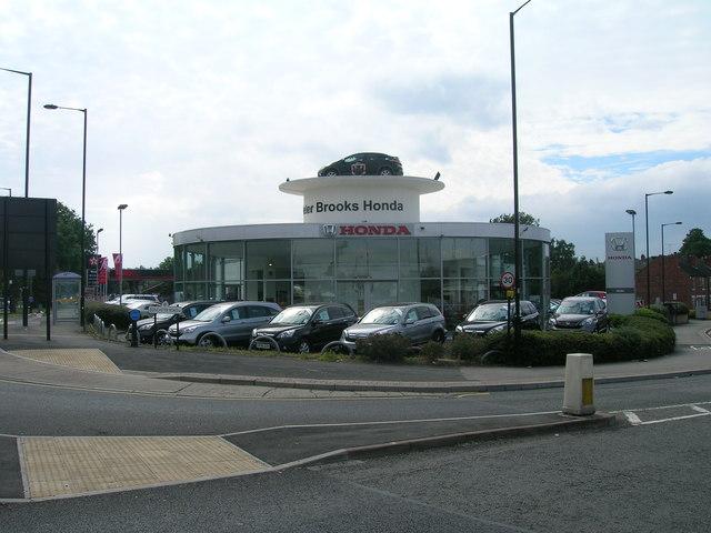 Car dealership, Rotherham