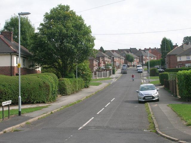 Mallory Road, Rotherham