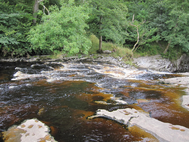 Above Stainforth Force