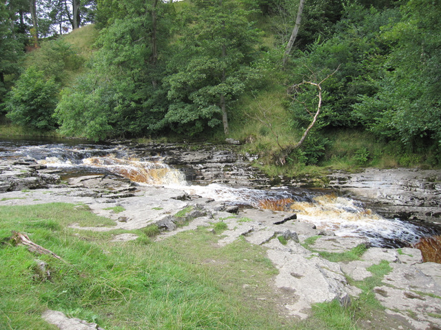 Above Stainforth Force - 2