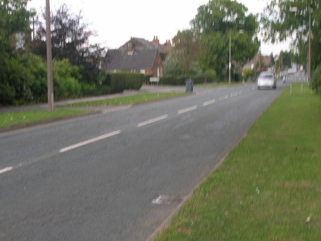 Moor Lane South (B6093)