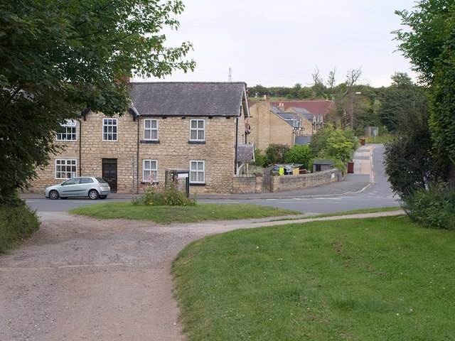 Houses at Aberford