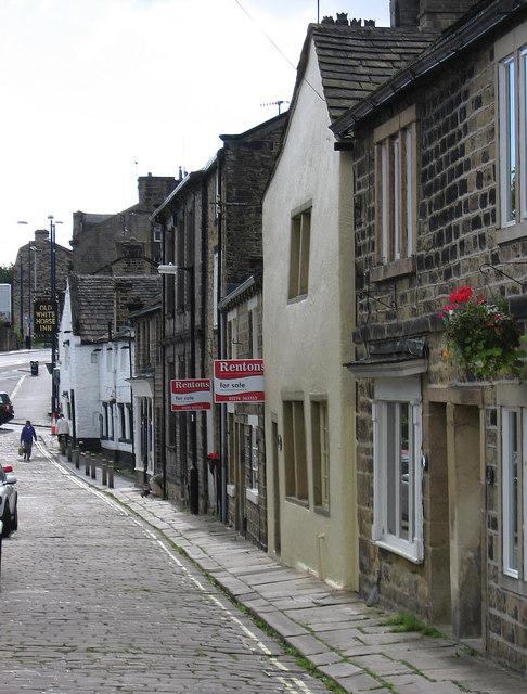 Bingley - Old Main Street (southwest side)