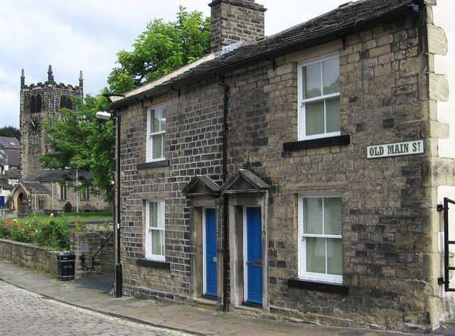Bingley - Old Main Street (northeast side)
