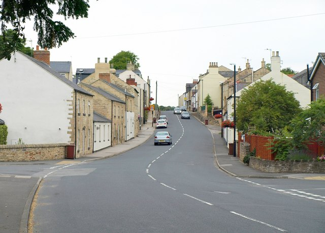 Great North Road, Aberford