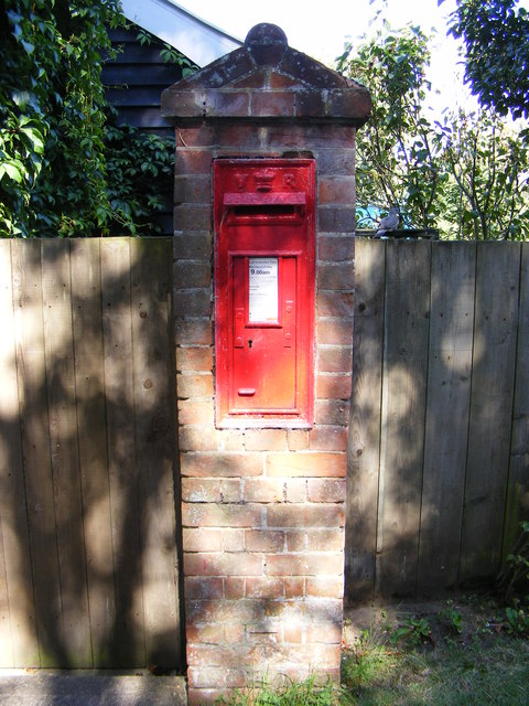 The Street Victorian Postbox