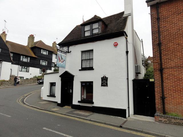 Folkestone, 42 North Street, The Lifeboat Pub