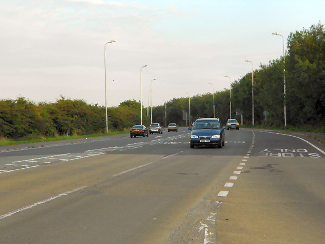 Amounderness Way (A585)