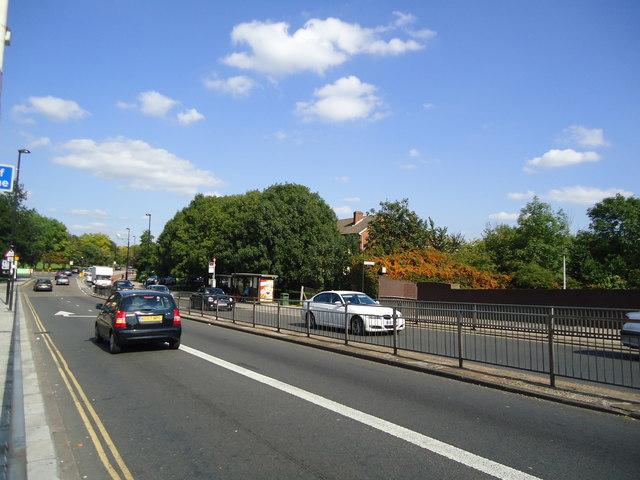 Mandeville Road, Northolt