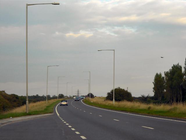 A585 (Amounderness Way)