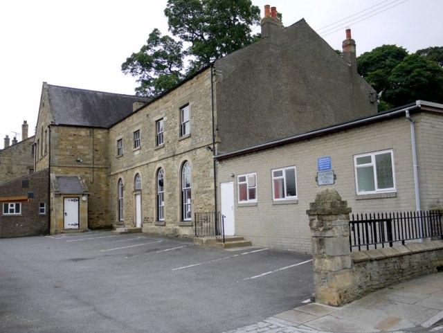 Church  Hall and Masonic Lodge, Church Lane
