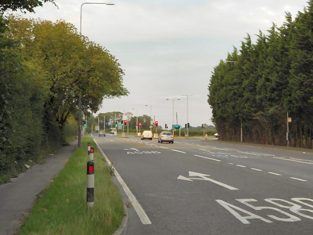 Garstang Road (A585T)