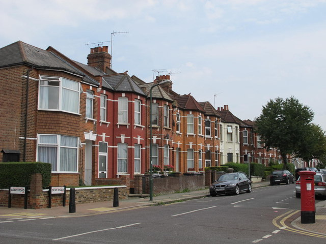 Olive Road / Sneyd Road, NW2 (2)