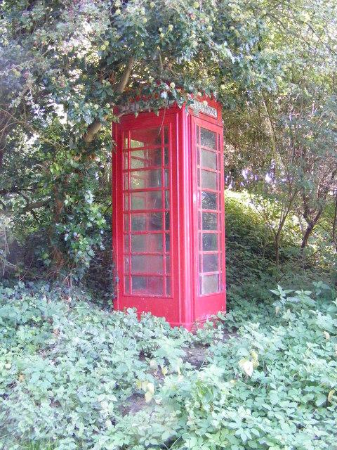 Letheringham Telephone Box