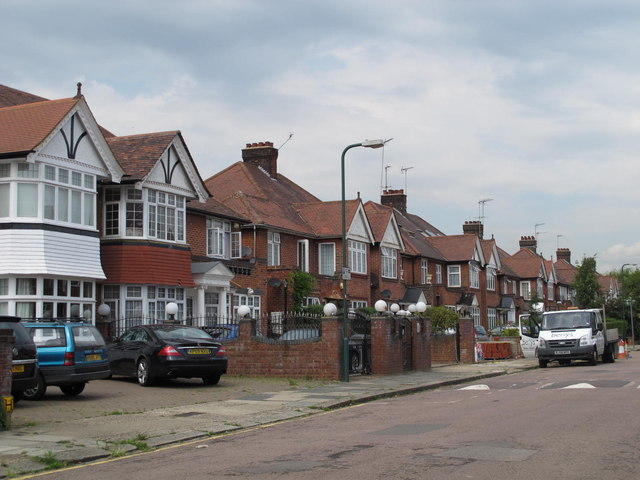 Dicey Avenue, NW2