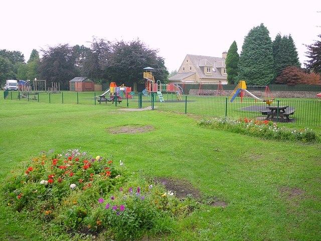 Children's playground, Wolsingham